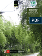 Inventario de Bosques de Bambu Pd428-1
