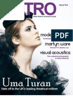 Retro Magazine Issue Five
