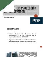 derecho de protección al consumidor  Sesion 2