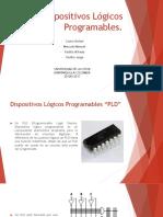 Dispositivos Lógicos Programables