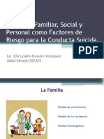 Violencia Familiar y Suicidio 2014 IRLA