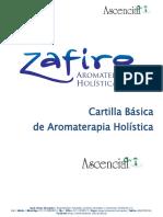 02. Cartilla Básica de Aromaterapia Holística (Versión Final Parte I, II 19 May 2013) (1)