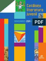 Editex_Catalogo Literatura juvenil 2014.pdf