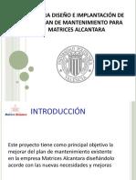 Proyecto Mto Enrique Taberner