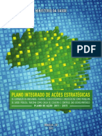 Plano Integrado Acoes Estrategicas 2011 2015