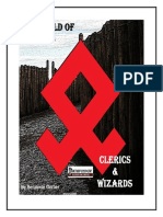 World of Aruneus - Clerics & Wizards.pdf