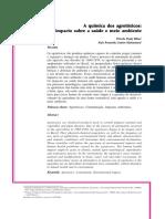 Quimica Agrotoxicos 2009