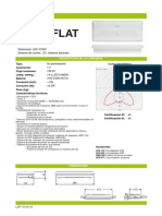 Lum Diana Flat 3150c 120v