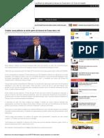 Tradutor Causa Polêmica Ao Omitir Partes de Discurso de Trump Sobre o Irã - Ecos Da Tradução