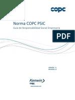 COPC 2013 Version 5.1 Guía de Responsabilidad Social Empresaria - 1X Jun 13_esp.pdf