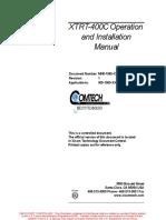 Mn5-1060-Xxx Rev 1 Manual
