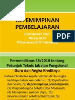 10.1. Kepemimpinan Pembelajaran Final