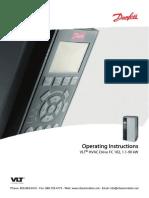 Danfoss FC 102 Manual