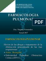 340239632 Clase Farmacologia Pulmonar 2017