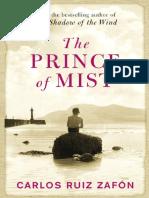The Prince of Mist (1993) - Carlos Ruiz Zafon