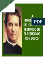 Conferencia 1 Situacion Economica Politica y Social Del Piamonte de Fines Delsiglo Xix