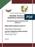 PROYECTO Reidencia Final