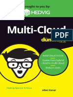 Multi Cloud for Dummies 9781119419464