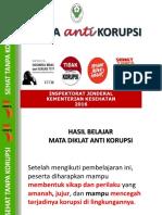 Paparan Anti Korupsi