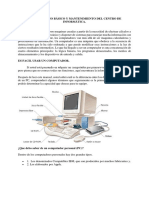Manual de Uso y Mantenimiento