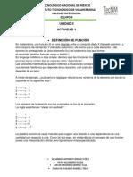 calculo diferecial (funciones)