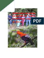 Inventario de Fauna en Nueva Cajamarca (san martin PERU)