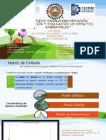 Metodos Paralaidentificación, Predicción y Evaluación De