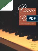 James Parakilas-Piano Roles a New History of the Piano