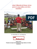 WeRobotics Peru FL Contamana Press Release Spanish Final Version Updated