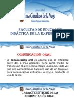 5 Didactica de La Expresion Oral