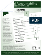 Maine Judges HALT F for Maine