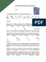 Funcionarios Públicosevolución y Prospectiva CAPITULO SEGUNDO