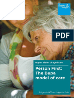 Bupa Aged Care Credentials PERSON FIRST V2