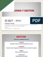 Economia y gestion 2014