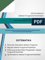 Materi Uji Kompetensi untuk Kenaikan Jenjang Jabatan PNS