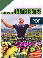 Micronutrientes - Giancarlo Eidler