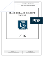 PISE 2016 Formato
