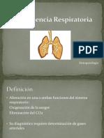 12.- Insuficiencia Respiratoria