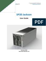 Manual Minero SP20_Jackson