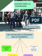 Educación Para La Ciudadaní