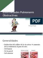 13.- Enfermedades Pulmonares Obstructivas