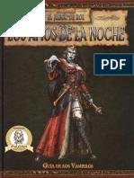 Warhammer Fantasy RPG ESP Amos de La Noche