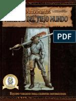 Warhammer Fantasy RPG ESP Arsenal Del Viejo Mundo