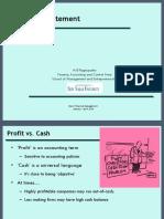 Cash Flow Statement PPT