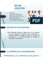 2 Proceso de Socializacion