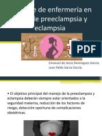 Abordaje en Preeclampsia y Eclampsia