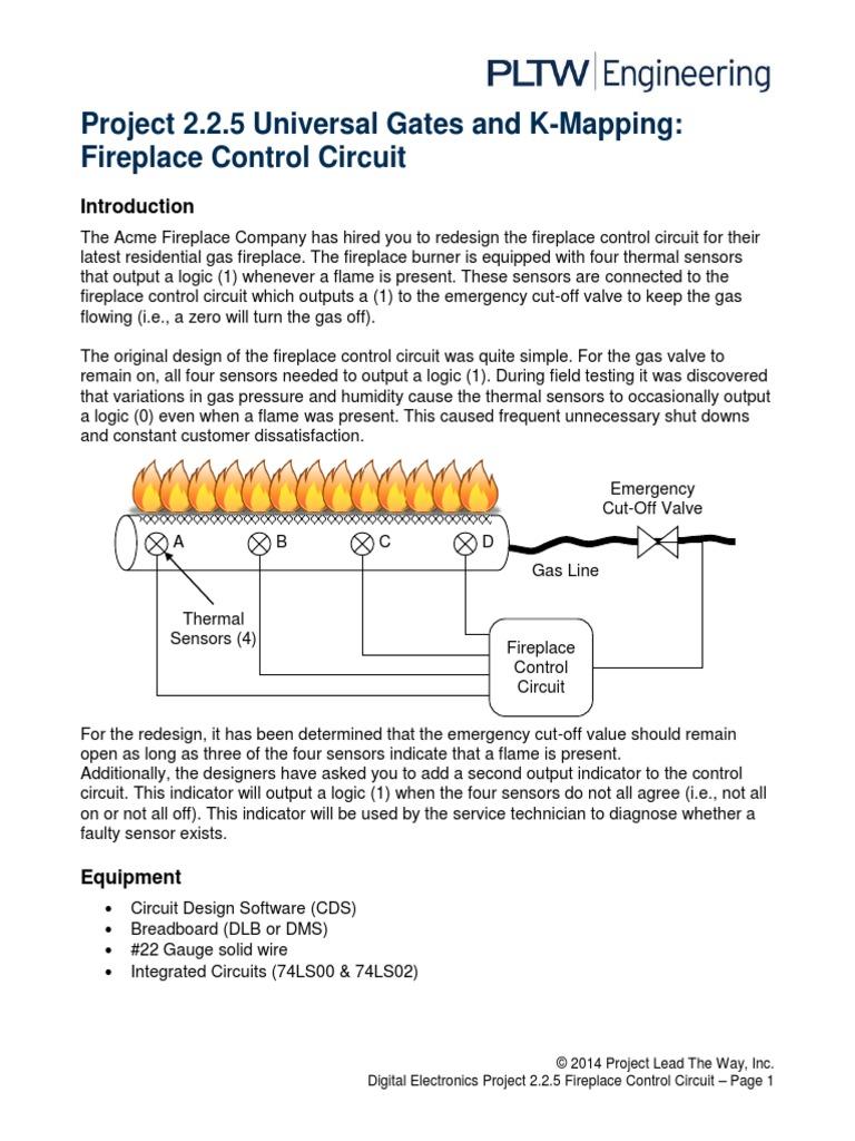 2 5 P Kmappinguniversalgates Fireplace Electronic Circuits Switch Integrated Circuit Controlcircuit Design