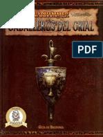 Warhammer Fantasy RPG ESP Caballeros Del Grial