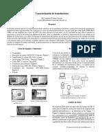 Caracterización de Transductores