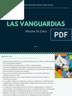 Presentacion de Vanguardias- 30 de Setiembre Del 2017